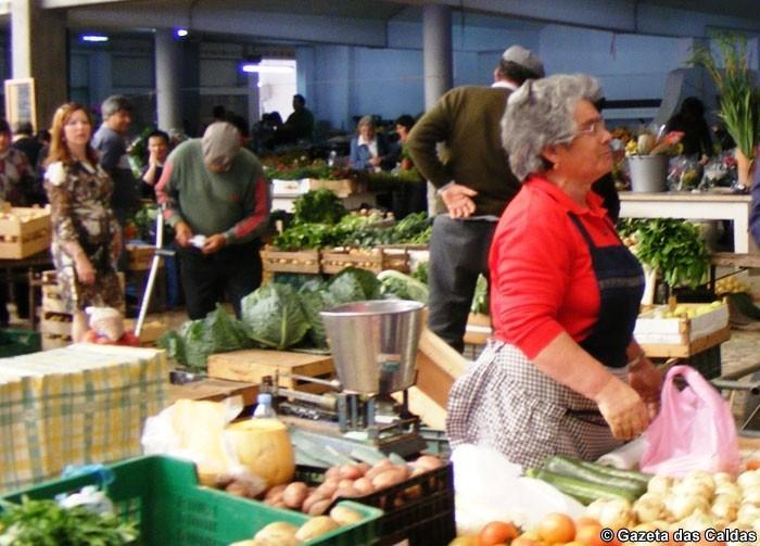 Mercado de Alcobaça