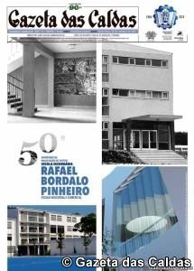 Um suplemento dedicado à Escola Rafael Bordalo Pinheiro